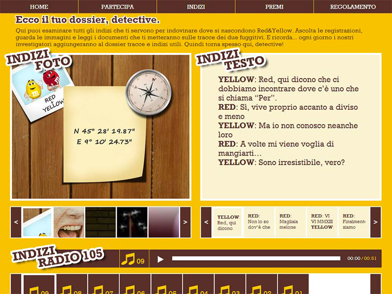 Querty - Homepage